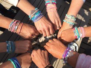 Vrouwenavond: armbandjes of enkelbandjes maken @ pASSant | Haarlem | Noord-Holland | Nederland