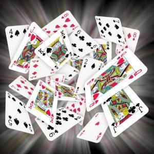 Jong-volwassenenavond: kaart spelletjes