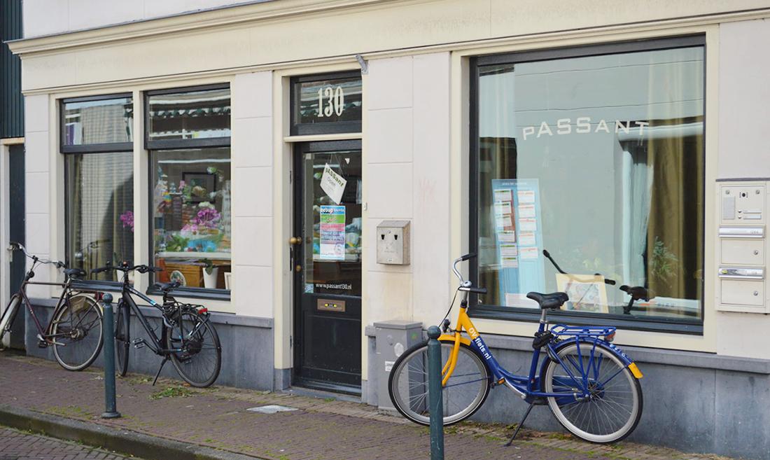 Verhuur ruimte Passant Haarlem